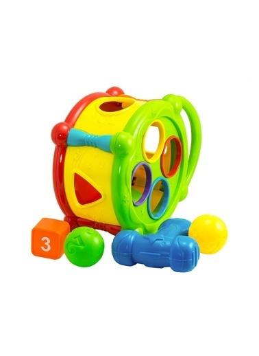 Prego Toys 0073 Eğlenceli Davul-Prego
